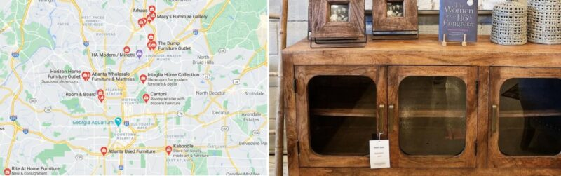 What are the Best Furniture Stores In Atlanta