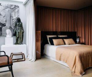 最喜欢的卧室想法与许多别致和复古的振动