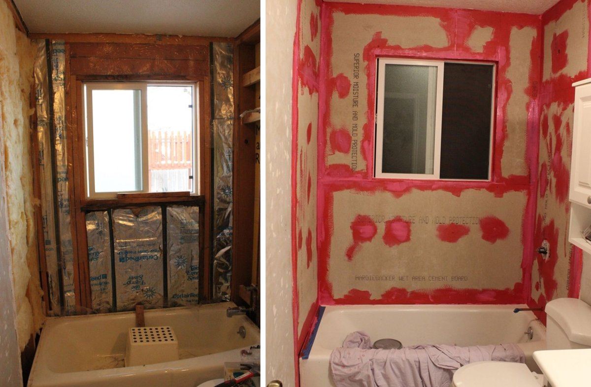 What Type Of Bathroom Drywall Should I Use
