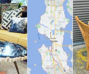 18新利维护家具和家庭装饰商店在西雅图,华盛顿