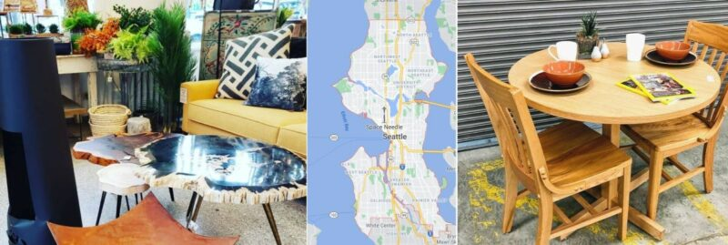 Furniture And Home Decor Stores In Seattle, Washington