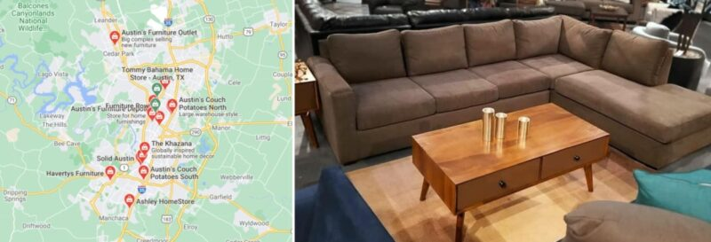 How To Find The Best Furniture Stores In Austin, TX