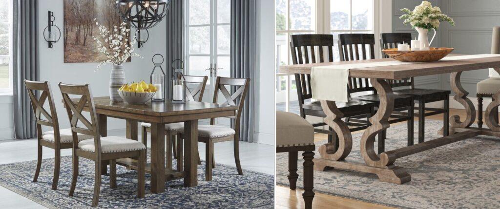 Extendable Farmhouse Kitchen Table Ideas