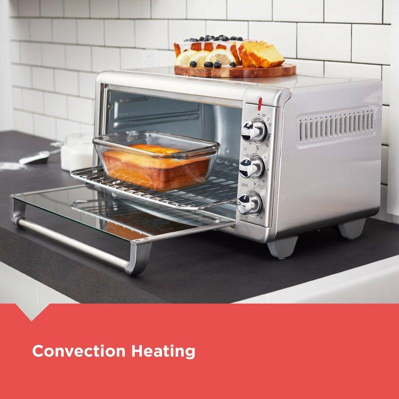 Black + Decker Crisp 'N Bake Air Fry Toaster Oven