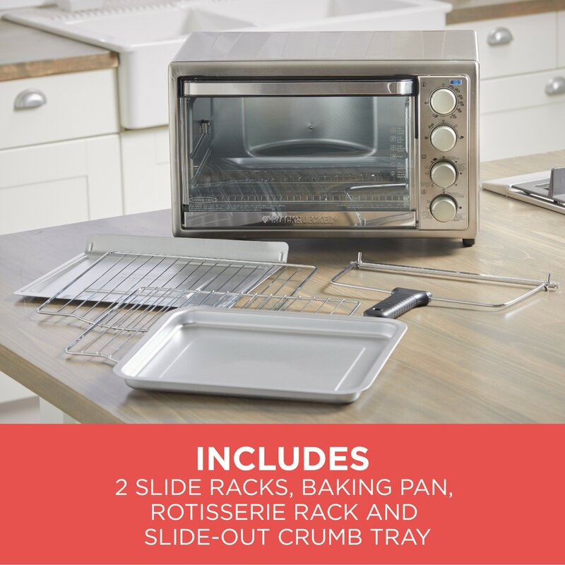 . Convection Rotisserie Oven