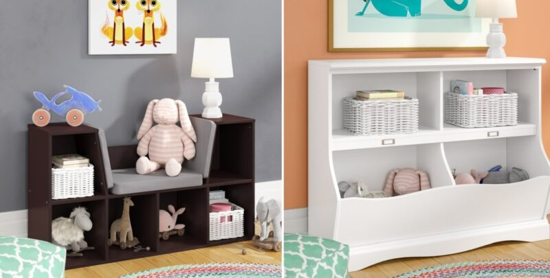 Take a Look at These Amazing Kid's Bookcase Ideas!