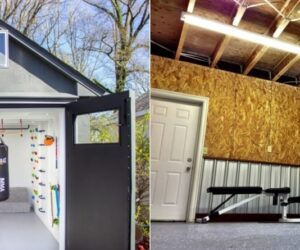 Garage Home Gym Essentials To Stay Healthy During Quarantine