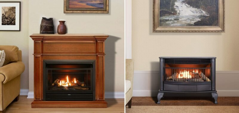 Should You Go Ventless with Your Fireplace?