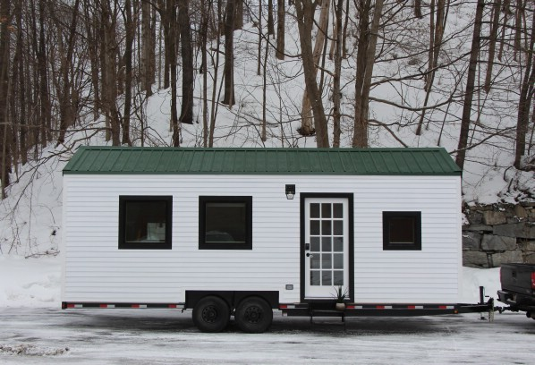 The Eclectic Hudson Tiny House And Its Lovely And Welcoming Interior