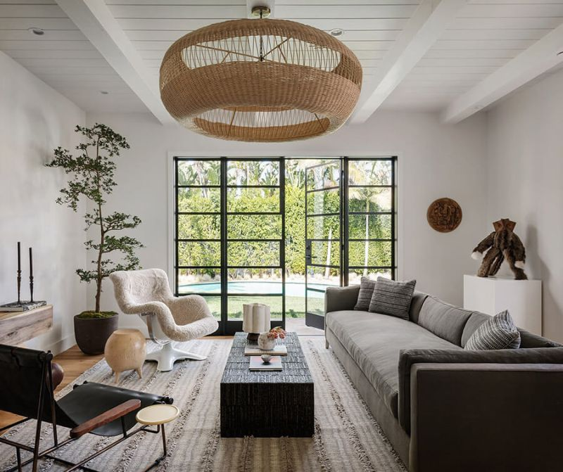 The Secrets Behind A Unique Living Room Decor