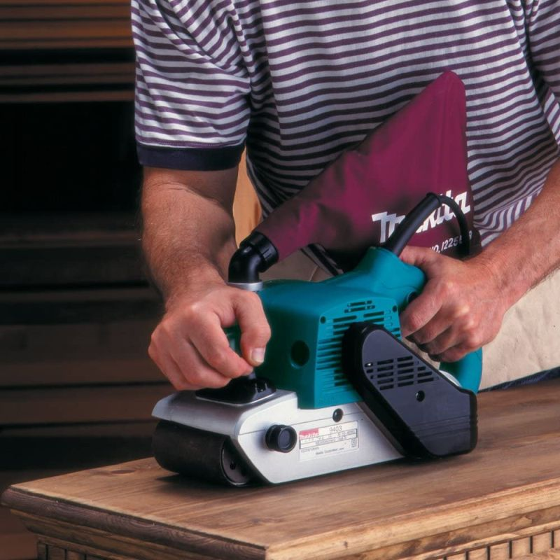 Ensure Your Deck is Smooth with the Right Sander 17