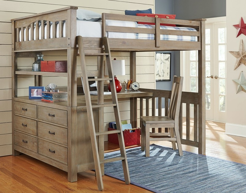 Get Inspired with These Kids Twin Loft Bed Ideas