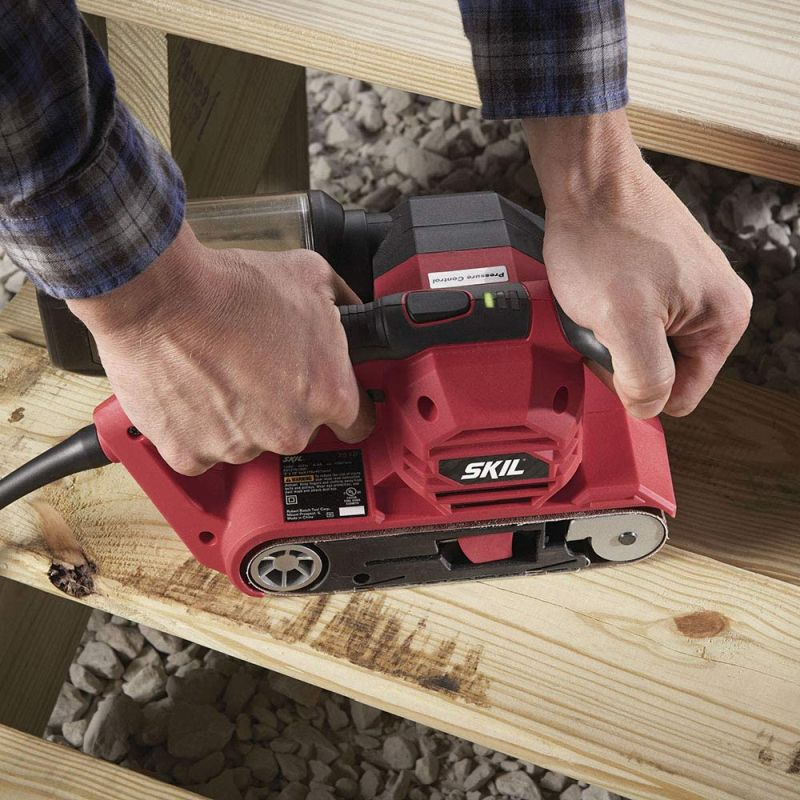 Ensure Your Deck is Smooth with the Right Sander 15