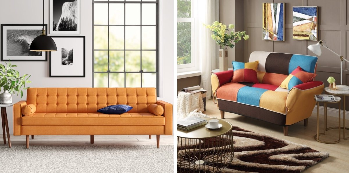 Sofa Vs Couch The Big Debate, French Word For Small Sofa