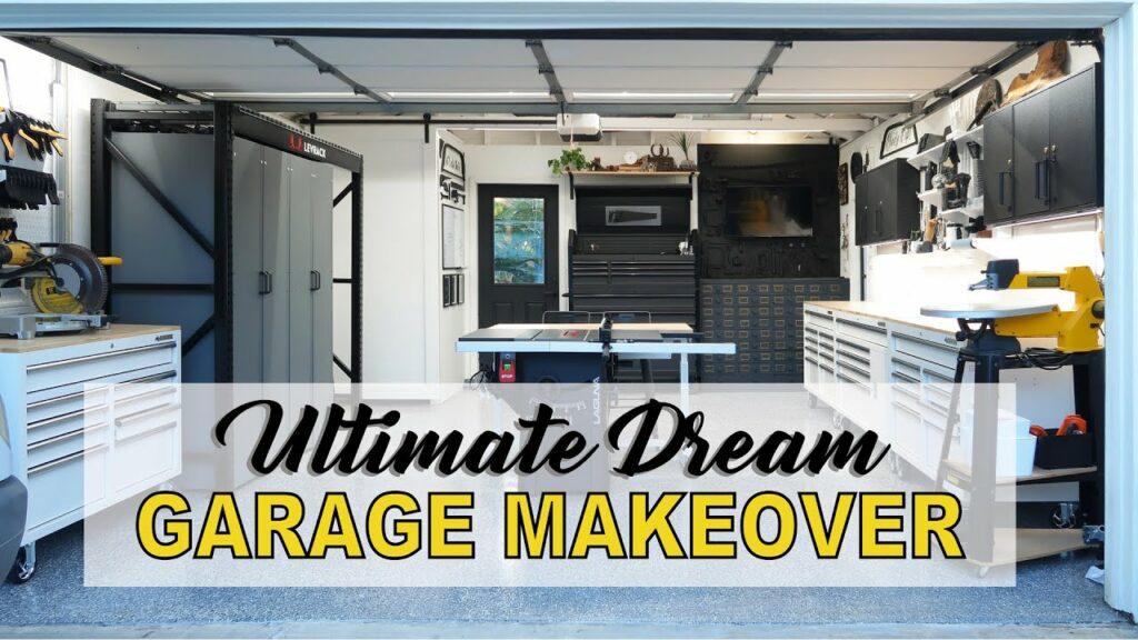 Simple Garage Man Cave Decor Ideas