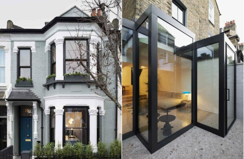 Victorian House Remodel Adds Charm And Mystery To The Build