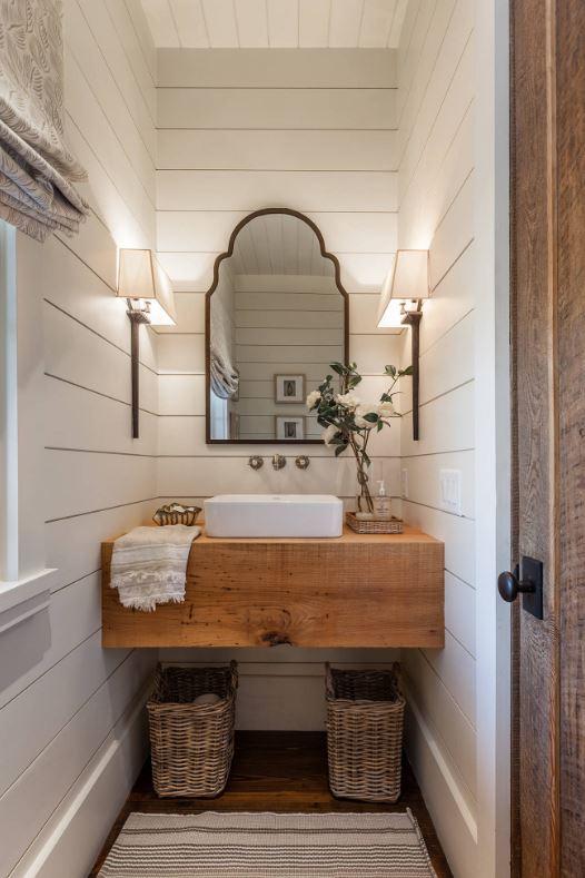 Half Bathroom Decor Ideas For Small Spaces