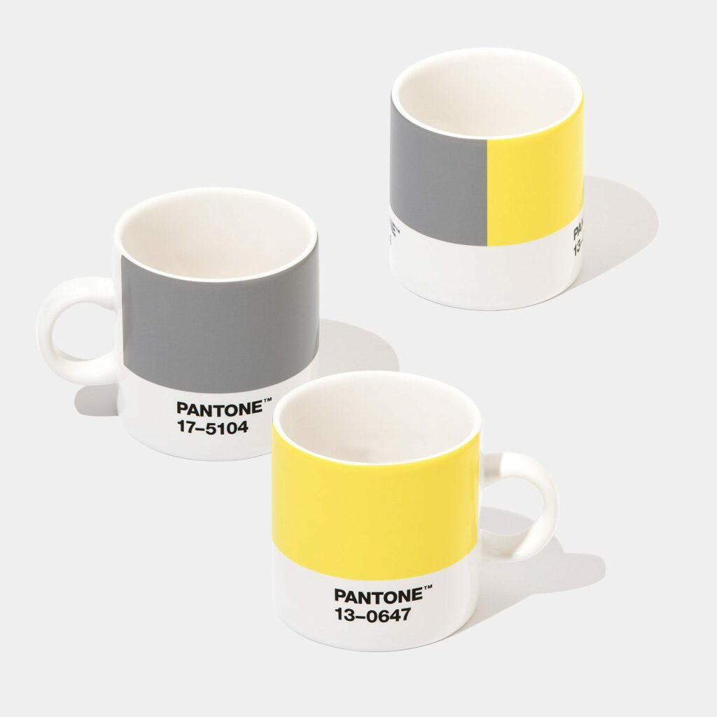 color of the year esspresso cup pantone