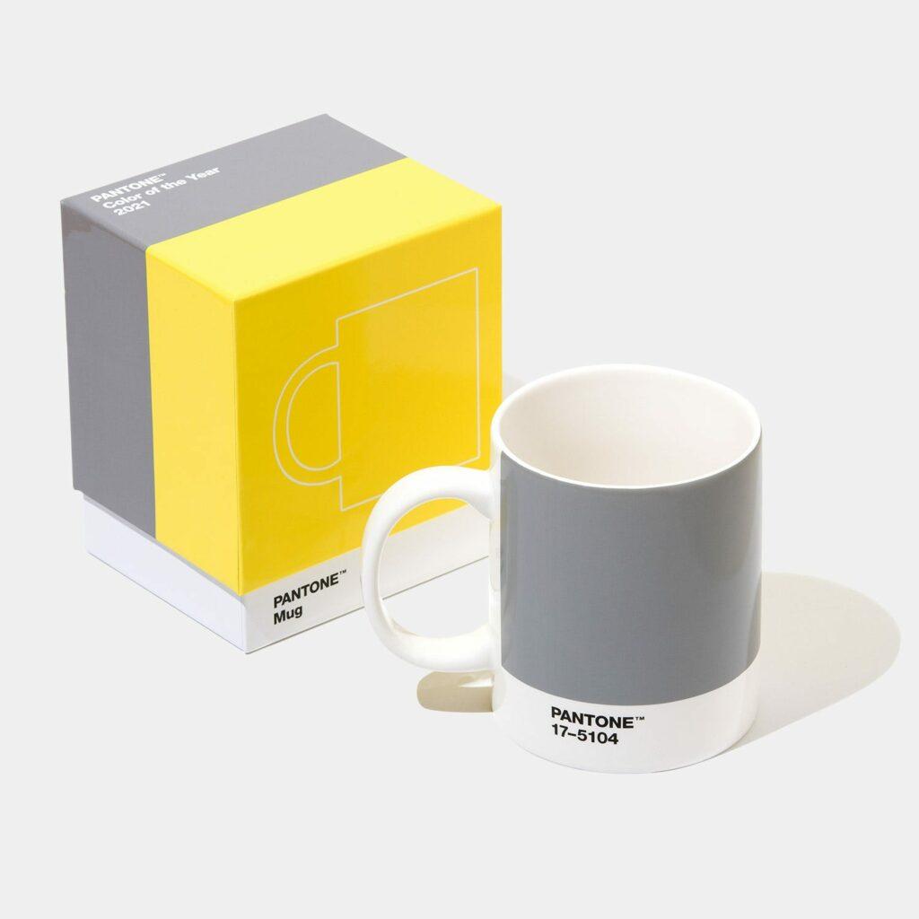 pantone color of the year mug