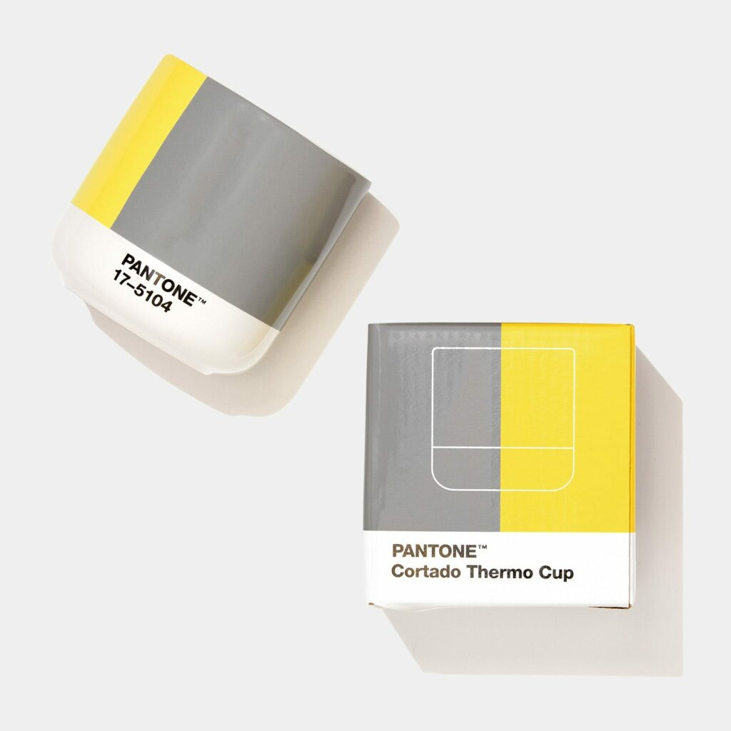 pantone color of the year thermo cup