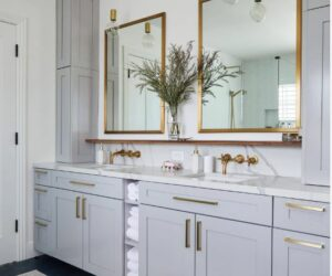 Fancy Bathroom Ideas For The Perfect At-Home Getaway