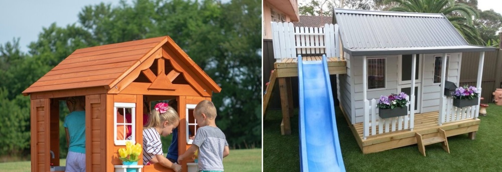 Playhouses Your Kids
