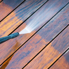 Deck Cleaner for Your Deck