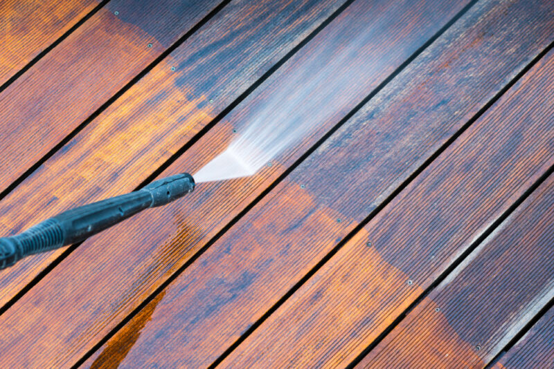 Be Sure to Get the Best Deck Cleaner for Your Patio