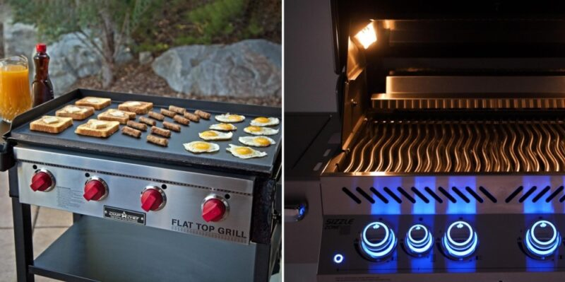 Griddle vs Grill: Both Are Winners for Your Outdoor Kitchen