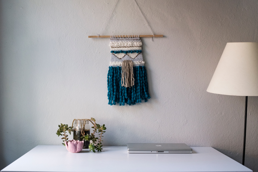 15 Gorgeous Woven Wall Hanging Ideas To Decorate That Blank Wall