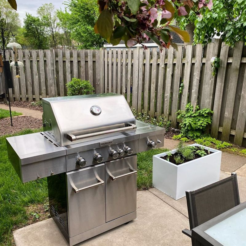 These KitchenAid Grills Will Make Your Grilling the Envy of the Neighborhood