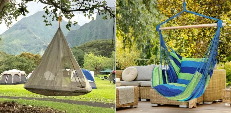 Liven Up Your Backyard with a Great Hammock