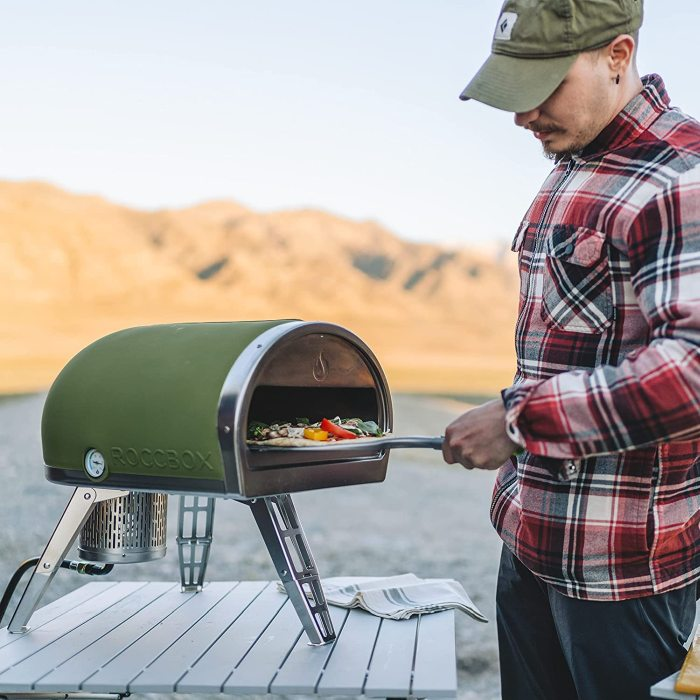 Why Should I Buy the ROCCBOX by Gozney Portable Outdoor Pizza Oven