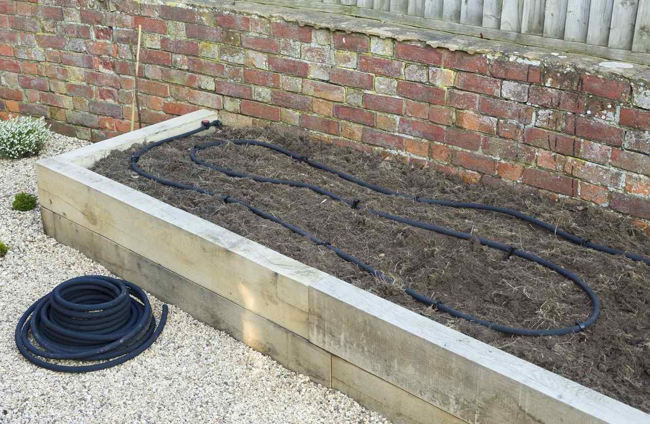 Should You Use a Soaker Hose for a Veggie Garden?