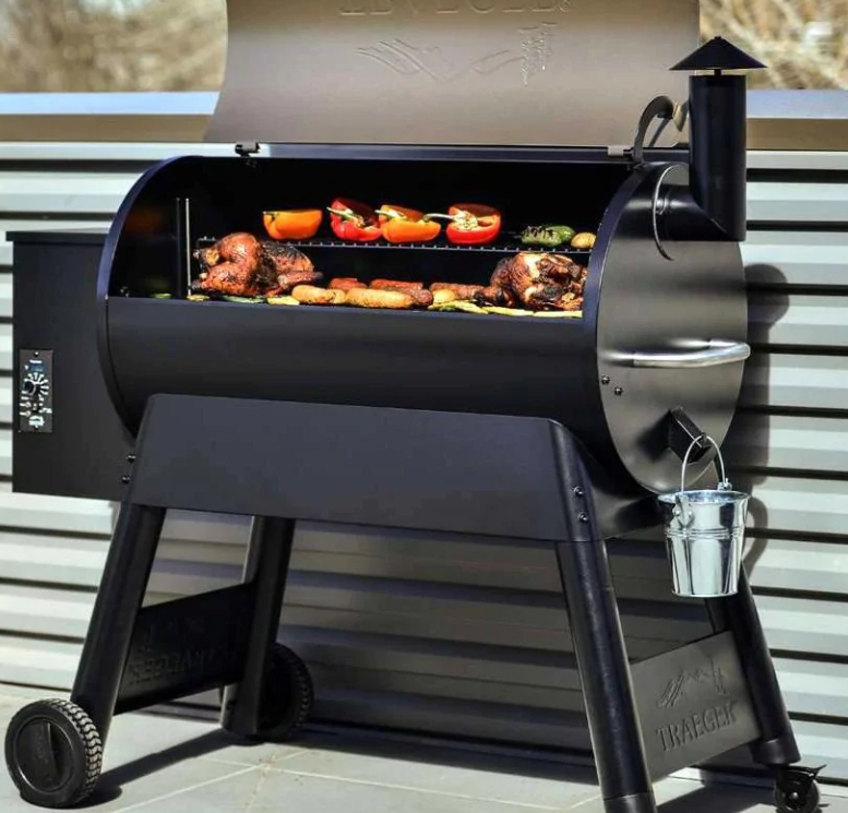 Pros and Cons of Traeger Pro Series 34