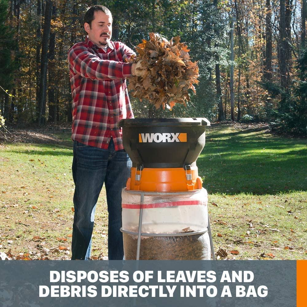 Leaf Mulcher for Your Backyard