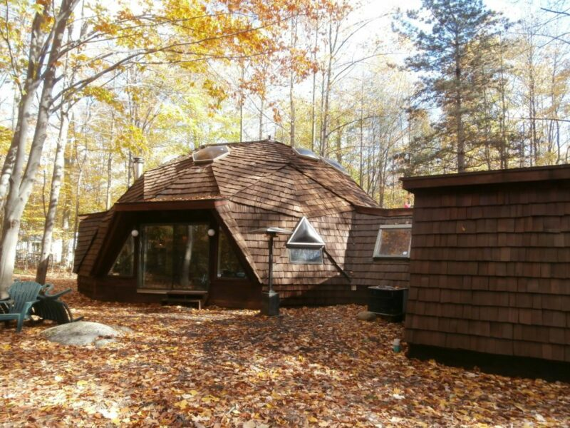 Geodesic Dome Home: The Future Of Residential Homes?