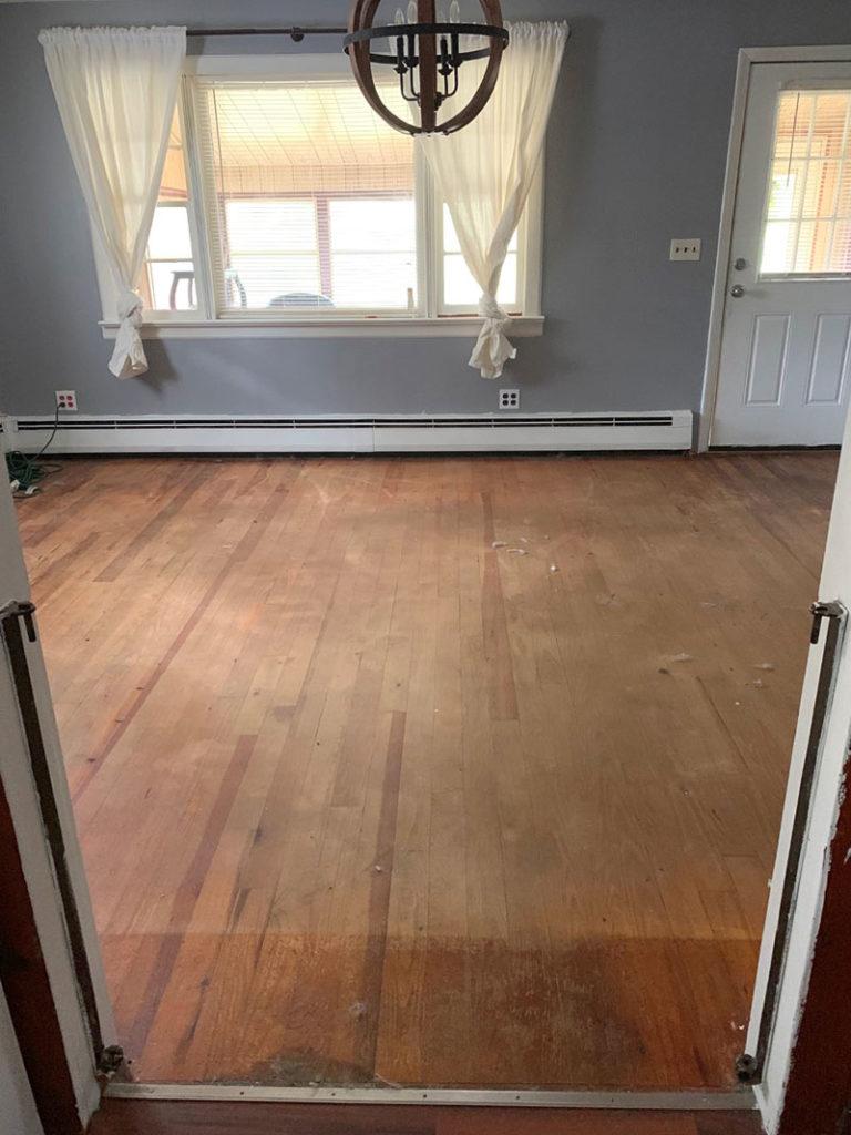 Hardwood Floor Refinishing Projects