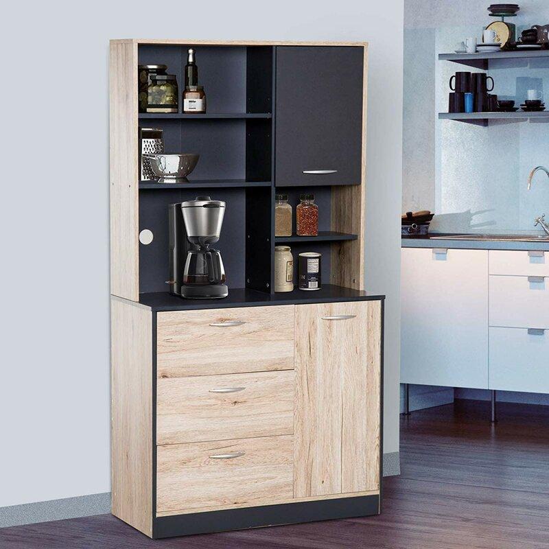modern arlen hoosier cabinet