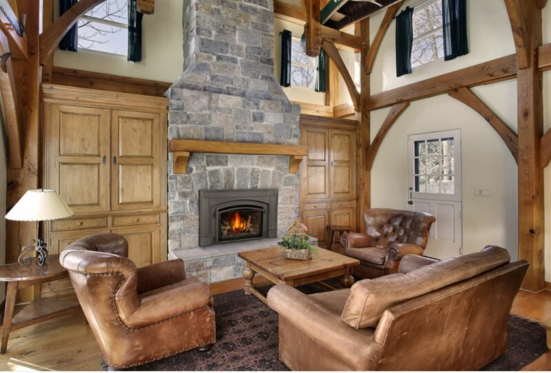 Types Of Fireplaces: Aesthetics, Materials, And Fuel