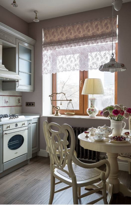 victorian cottage kitchen
