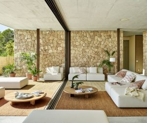 Stylish Renovation Adds Tropical Flair To A House In Ibiza