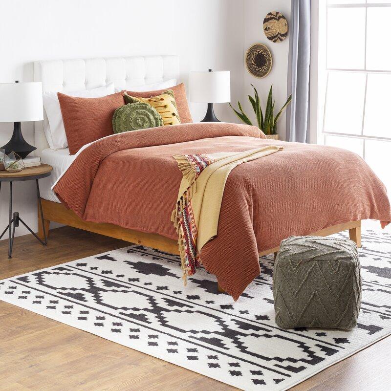 Change The Bedroom Look By Choosing Modern Bedding Sets