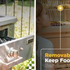 Best Built-In Pellet and Charcoal Grills