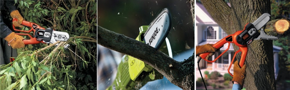 The Best Mini Chainsaws for Your Woodcutting Tool Arsenal