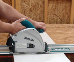 The Best Track Saw For the Home Workshop