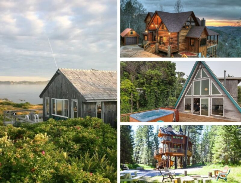 From Rustic to Luxe, a Cabin Rental Will Connect You With Nature