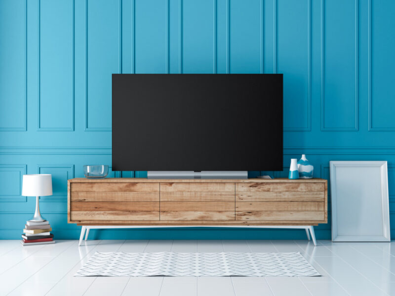 Timeless Contemporary TV Stands for Your Living Room
