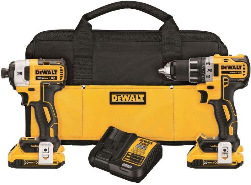 DIY Home项目的德沃特工具套件:里面有什么?