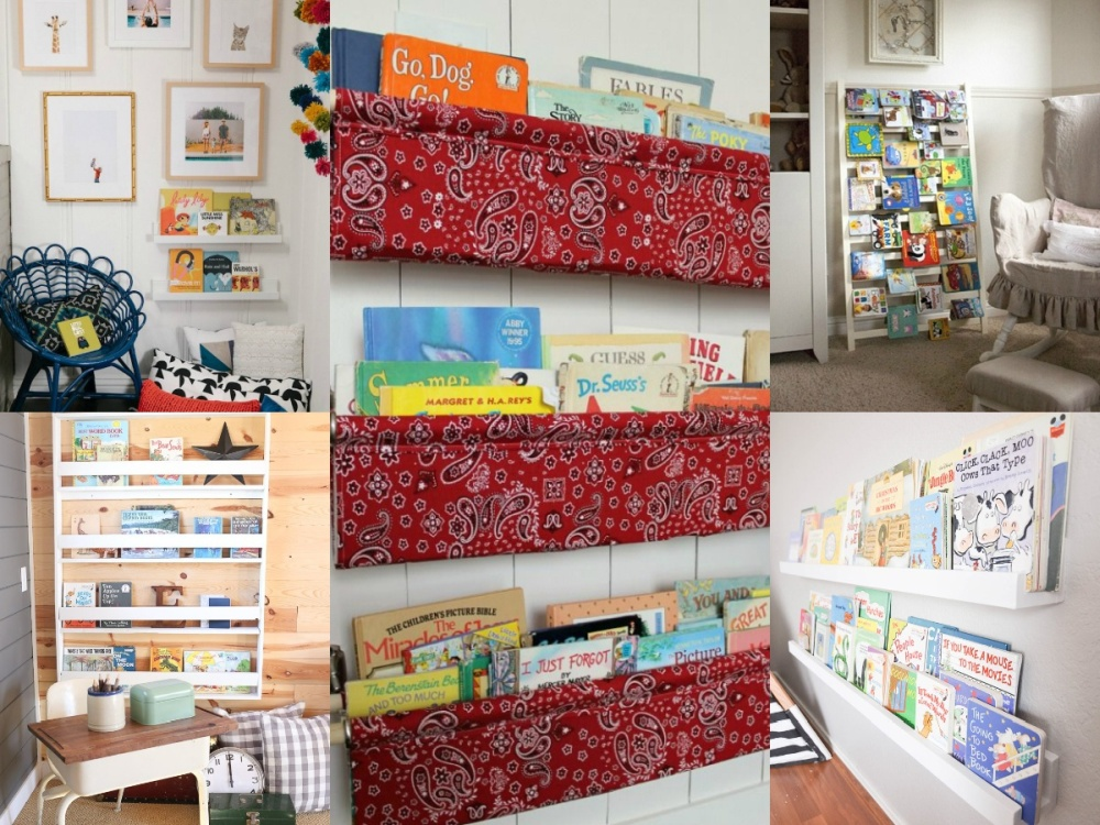 Display Your Child's Books